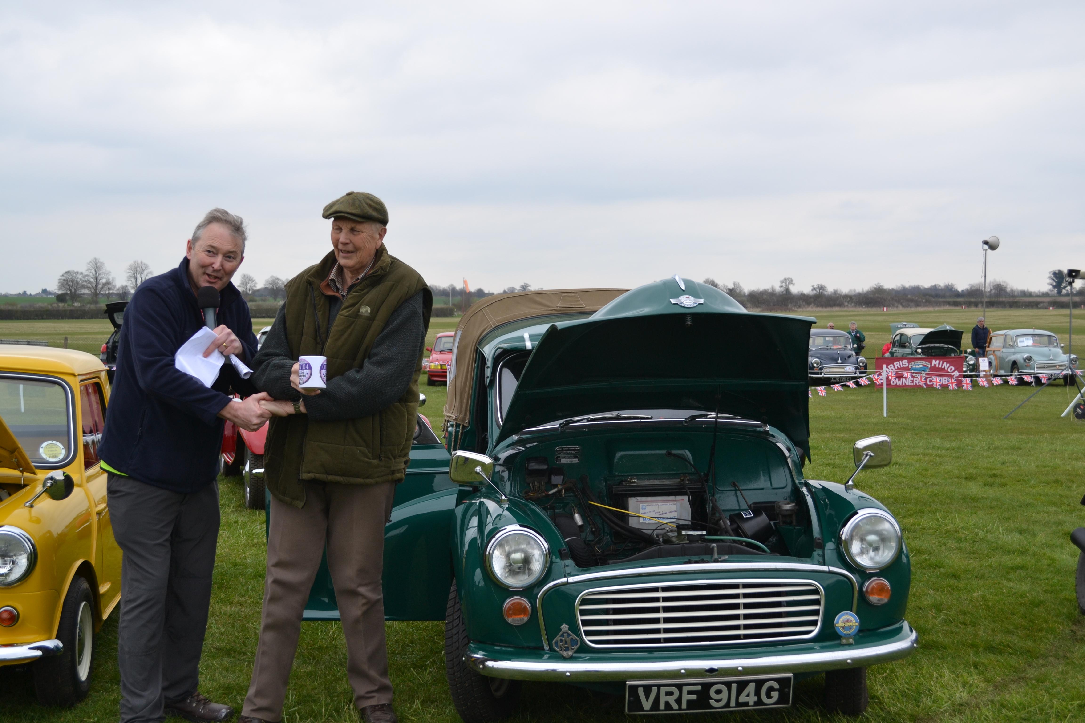Classic Rally & Autojumble 8