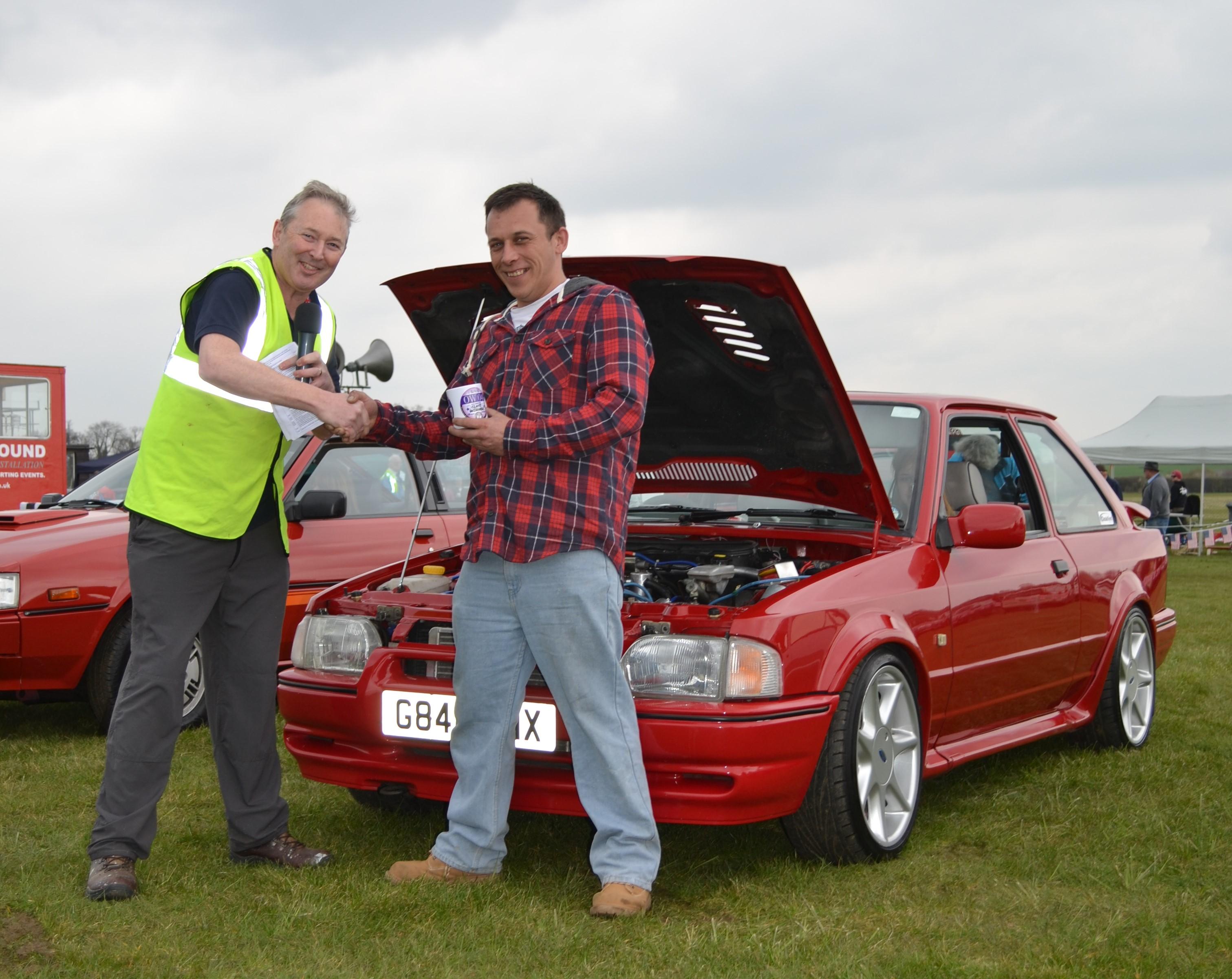 Classic Rally & Autojumble 35