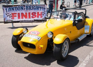 BIGGEST ENTRY TO DATE TAKE ON LONDON TO BRIGHTON CLASSIC, KIT AND SPORTS CAR RUN