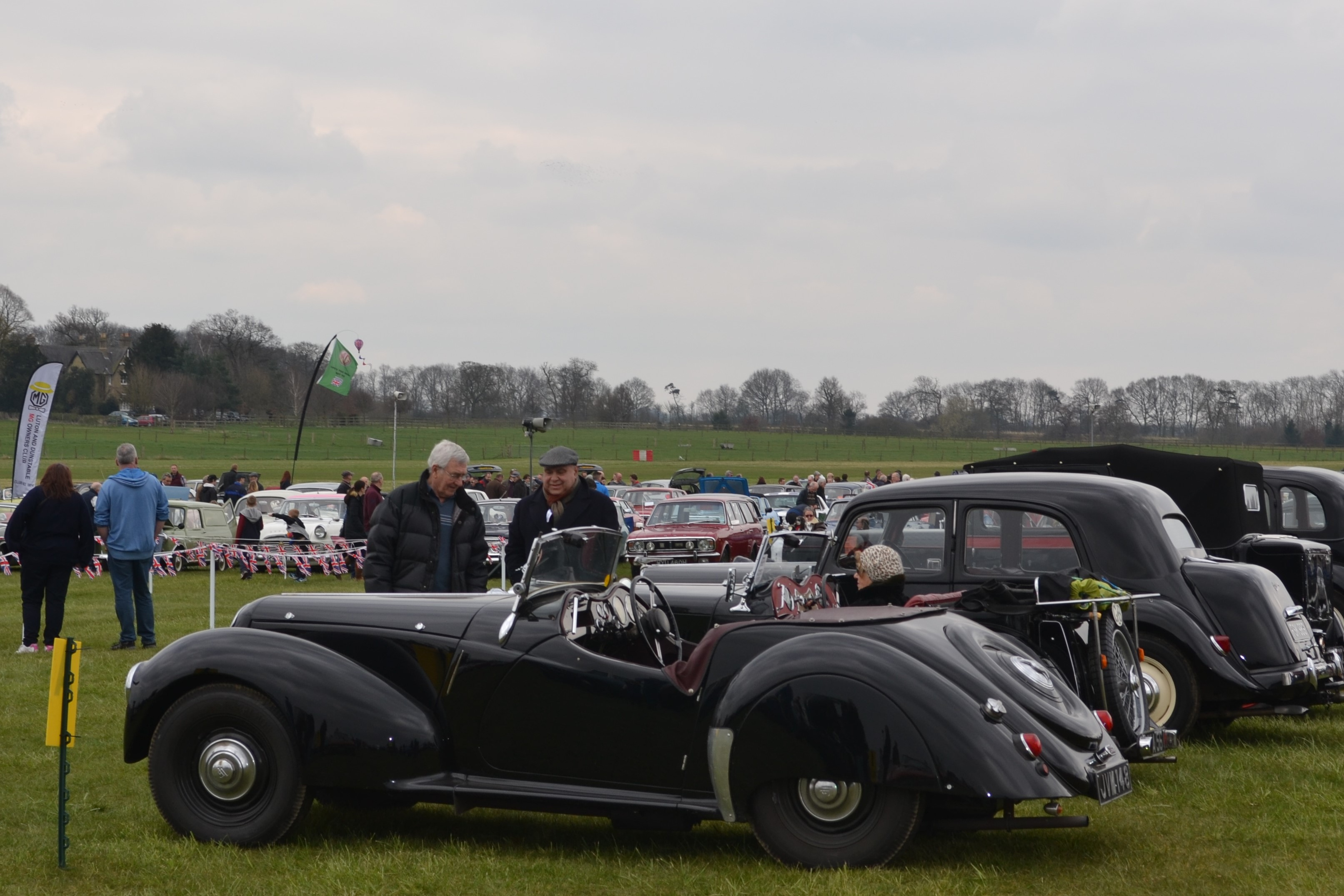 Classic Rally & Autojumble 45