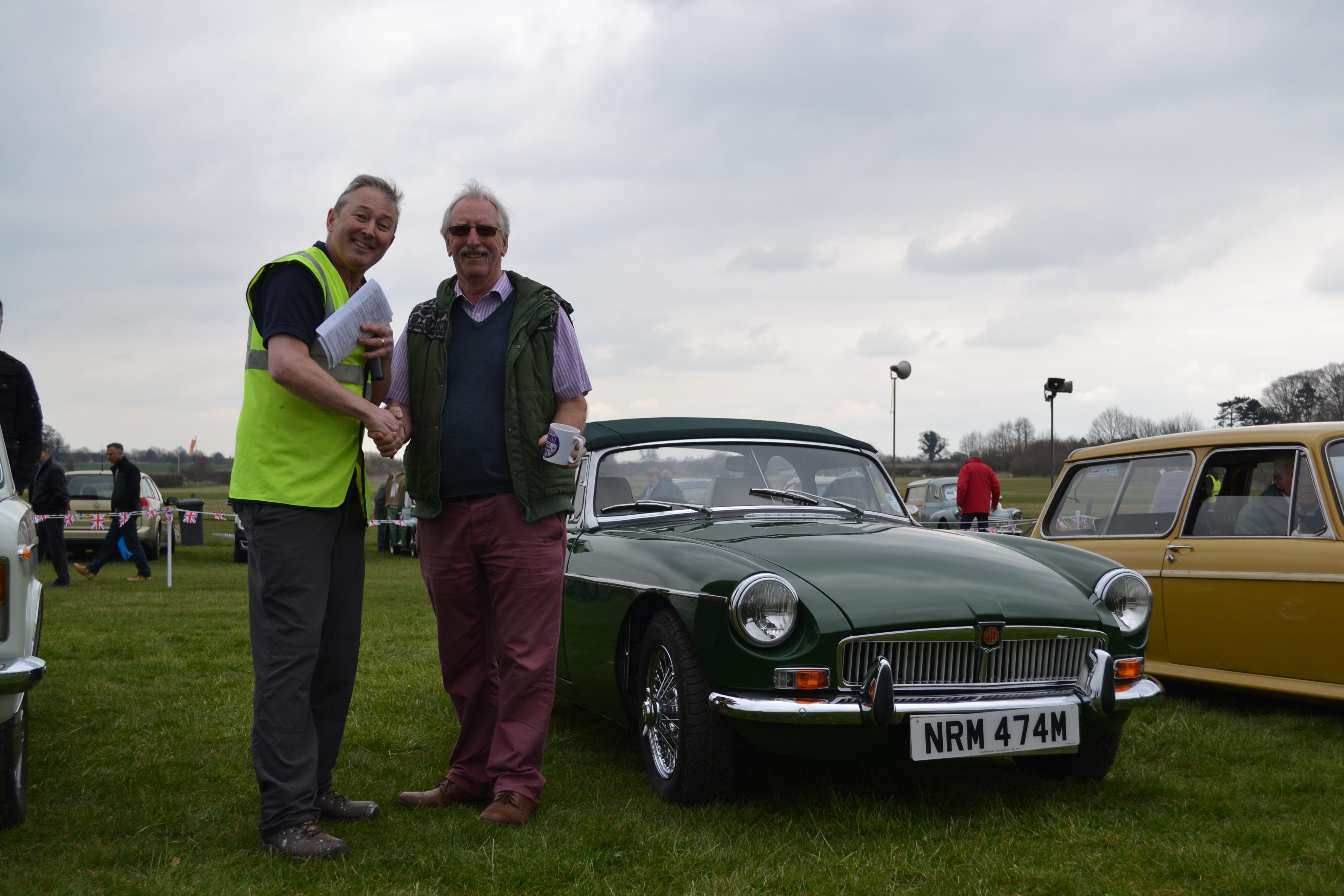 Classic Rally & Autojumble 30