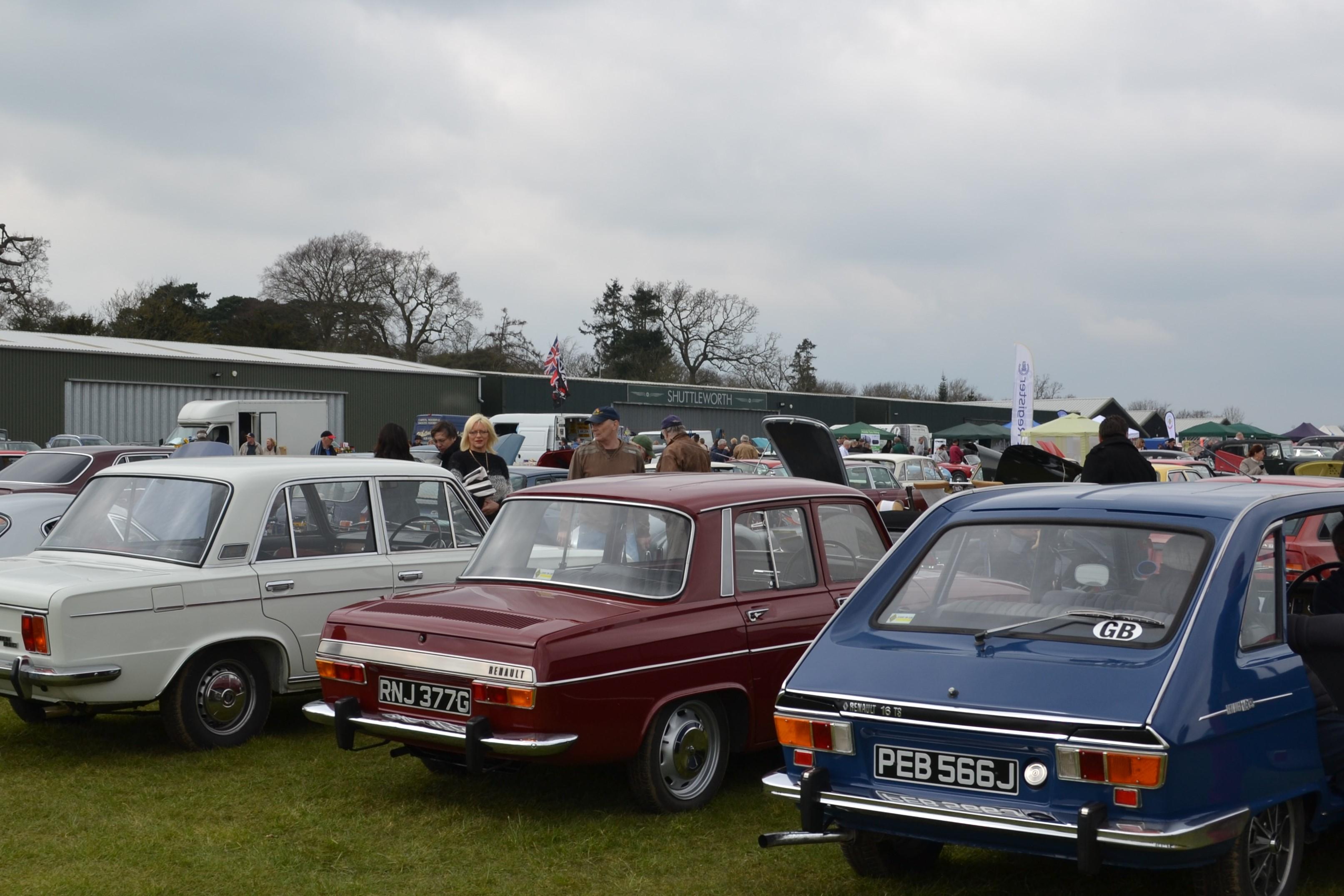 Classic Rally & Autojumble 50