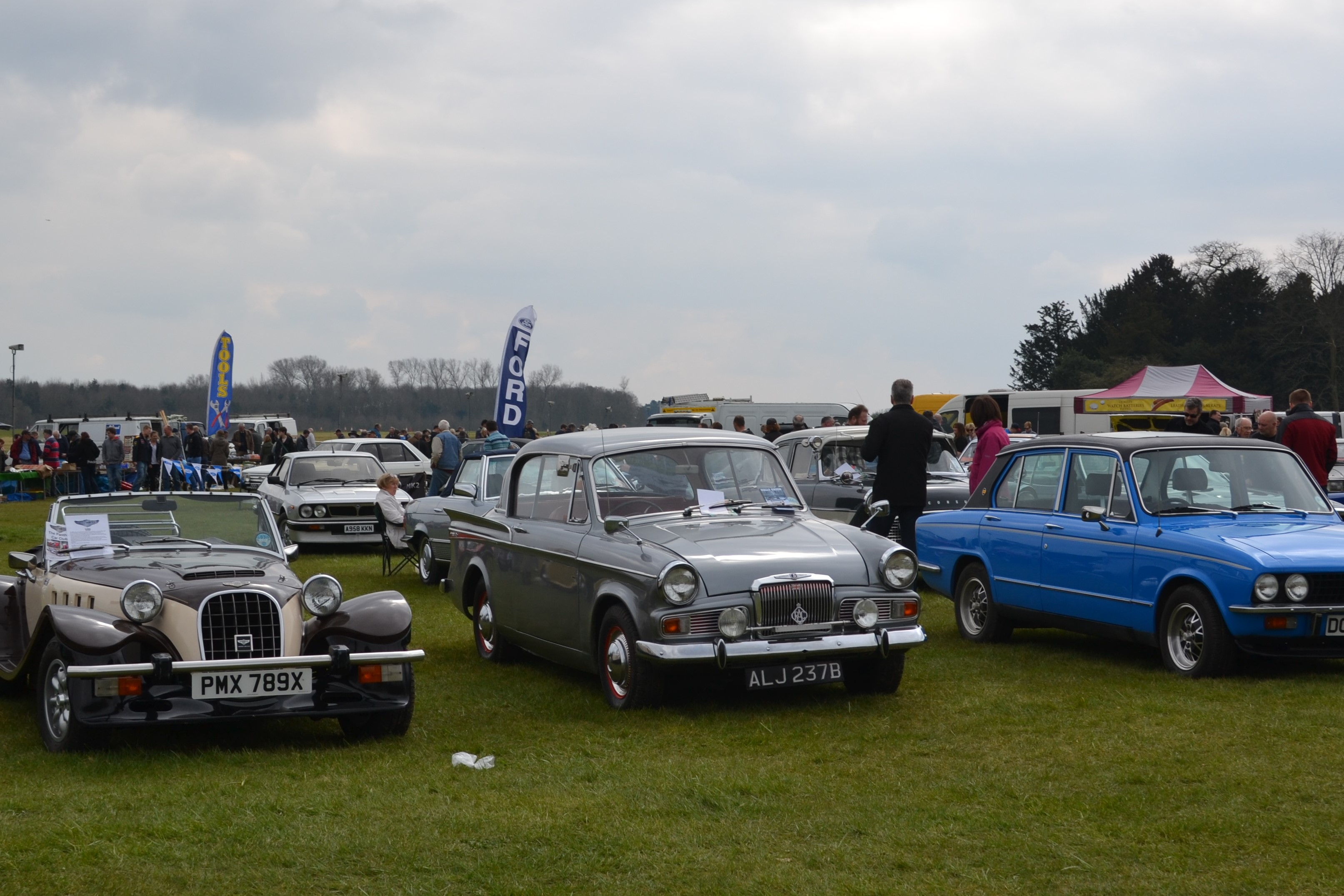 Classic Rally & Autojumble 51