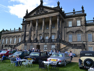 Classic Motor Show Returns to Wentworth Woodhouse
