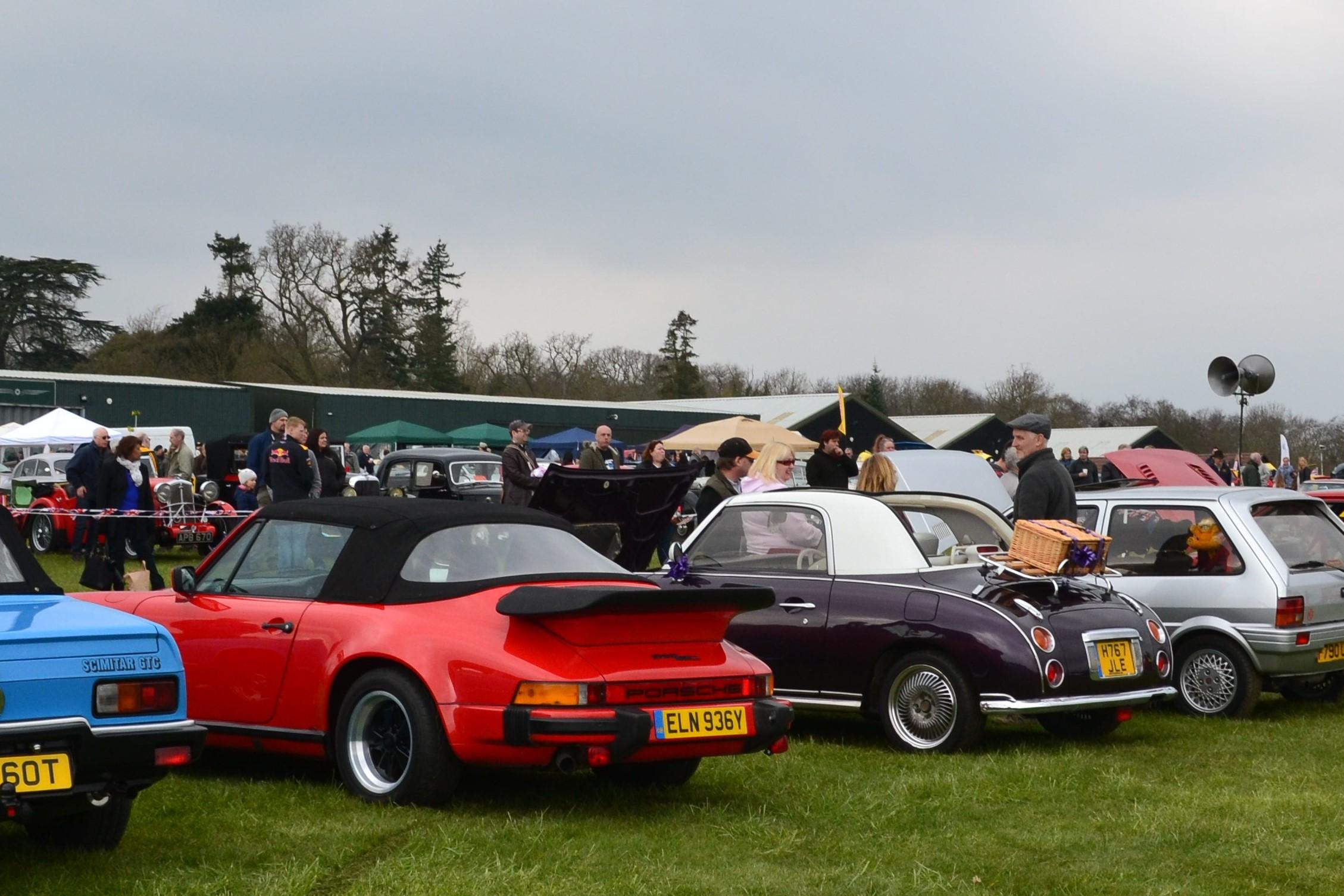 Classic Rally & Autojumble 38