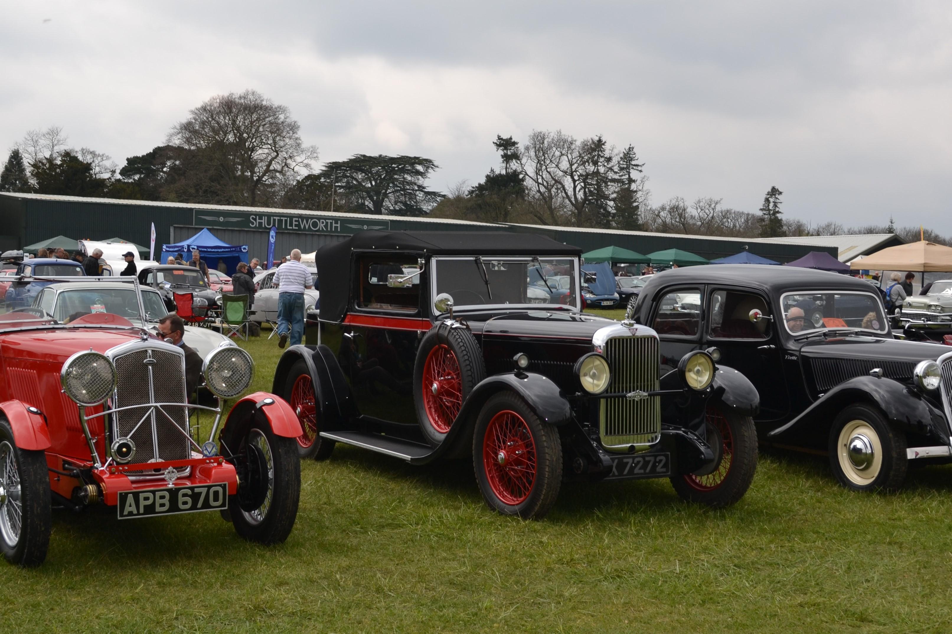 Classic Rally & Autojumble 53