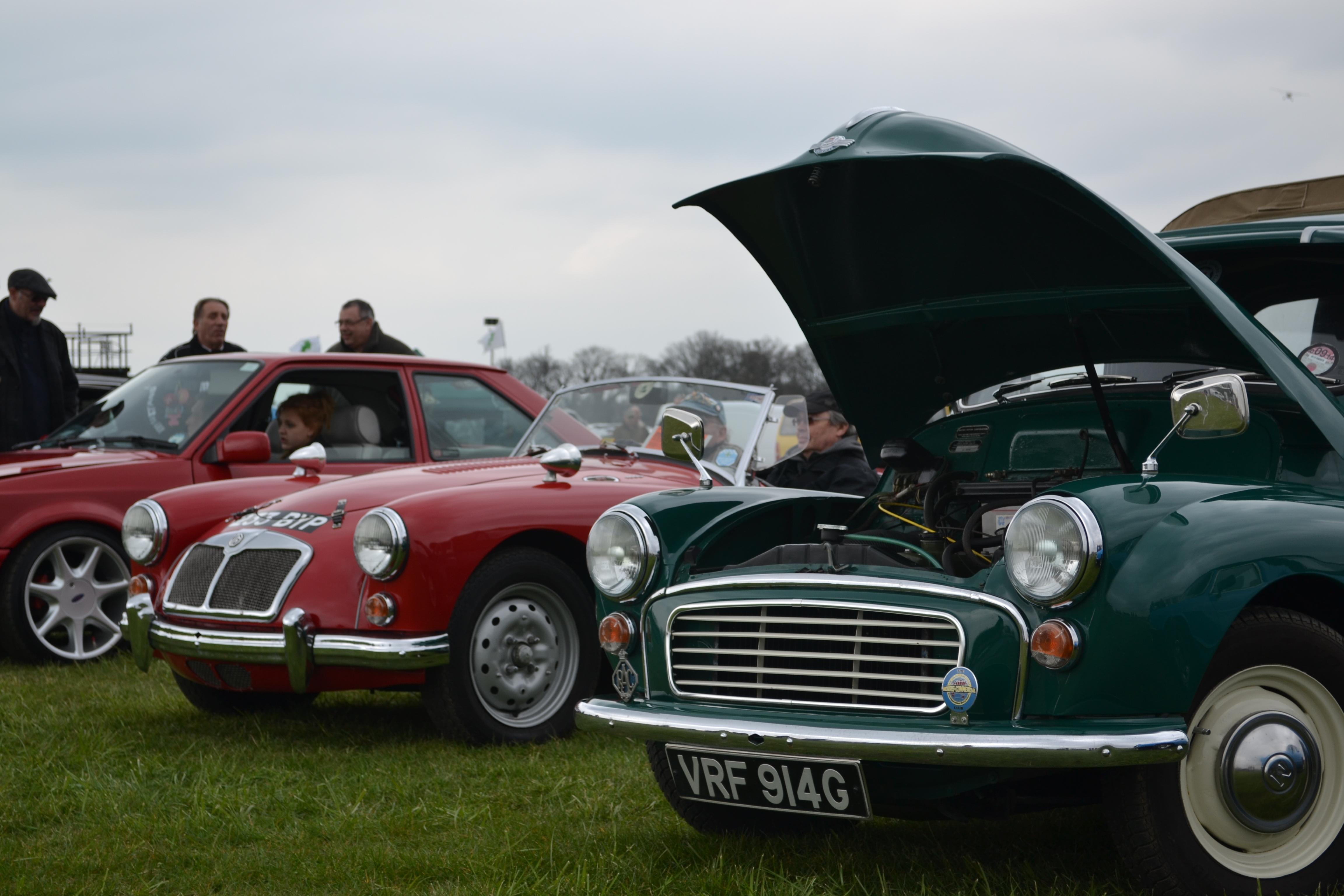 Classic Rally & Autojumble 2