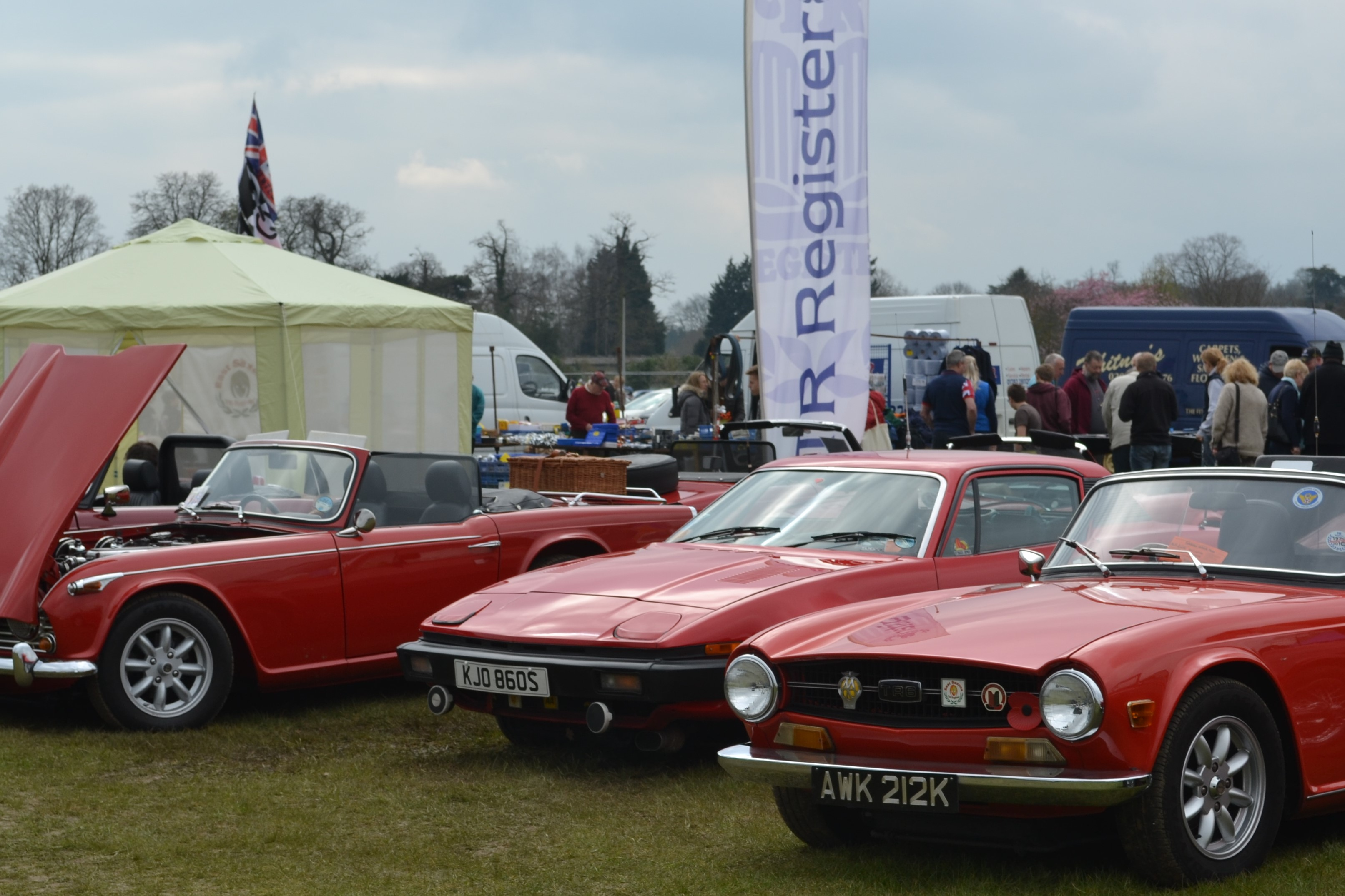 Classic Rally & Autojumble 58