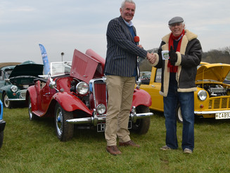 TERRIFIC TURNOUT FOR GEMINI EVENTS' CLASSIC MOTOR SHOW AT OLD WARDEN