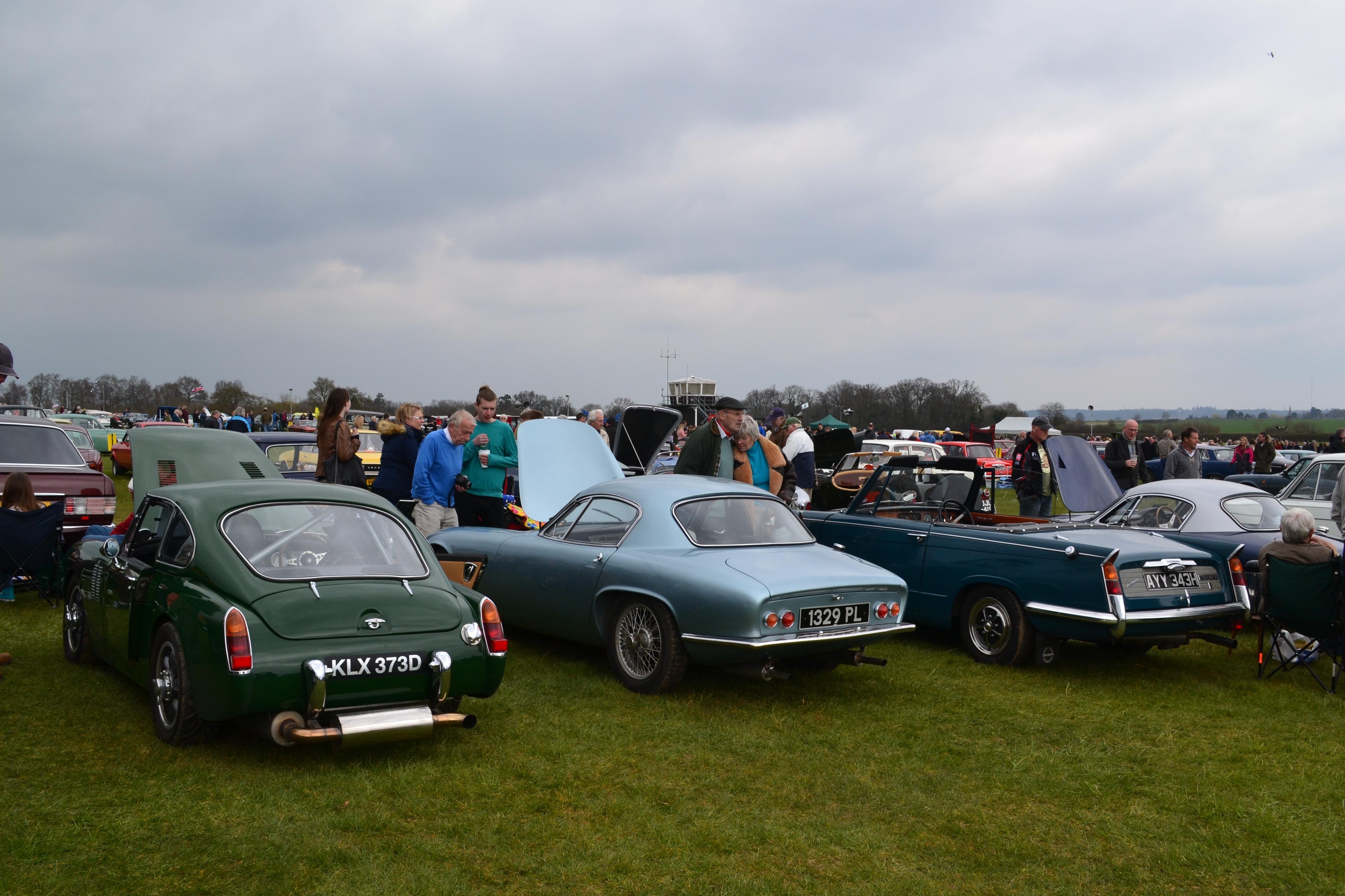 Classic Rally & Autojumble 40