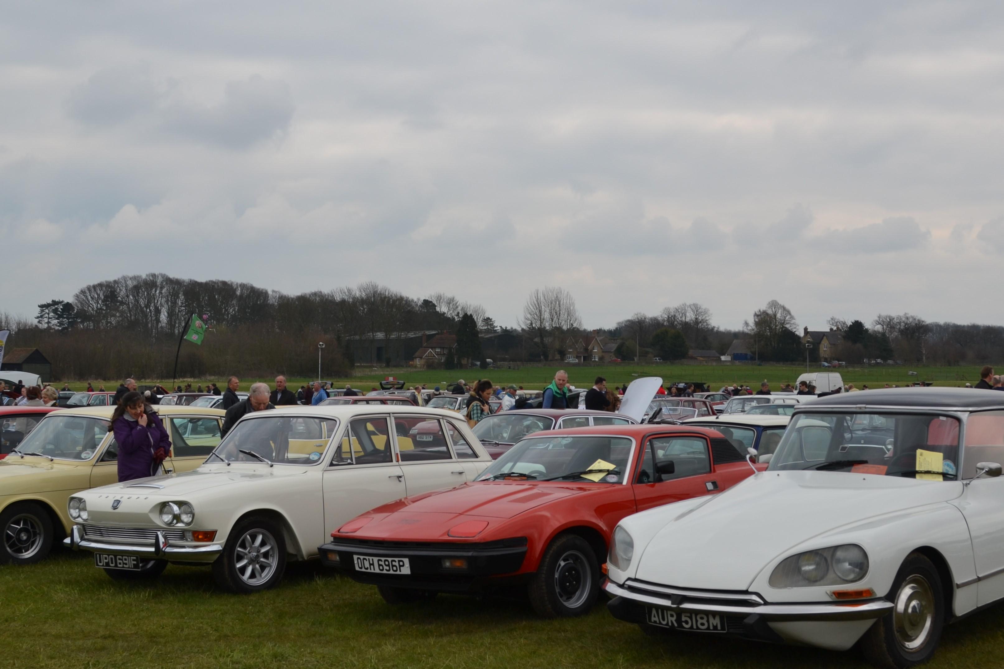 Classic Rally & Autojumble 46