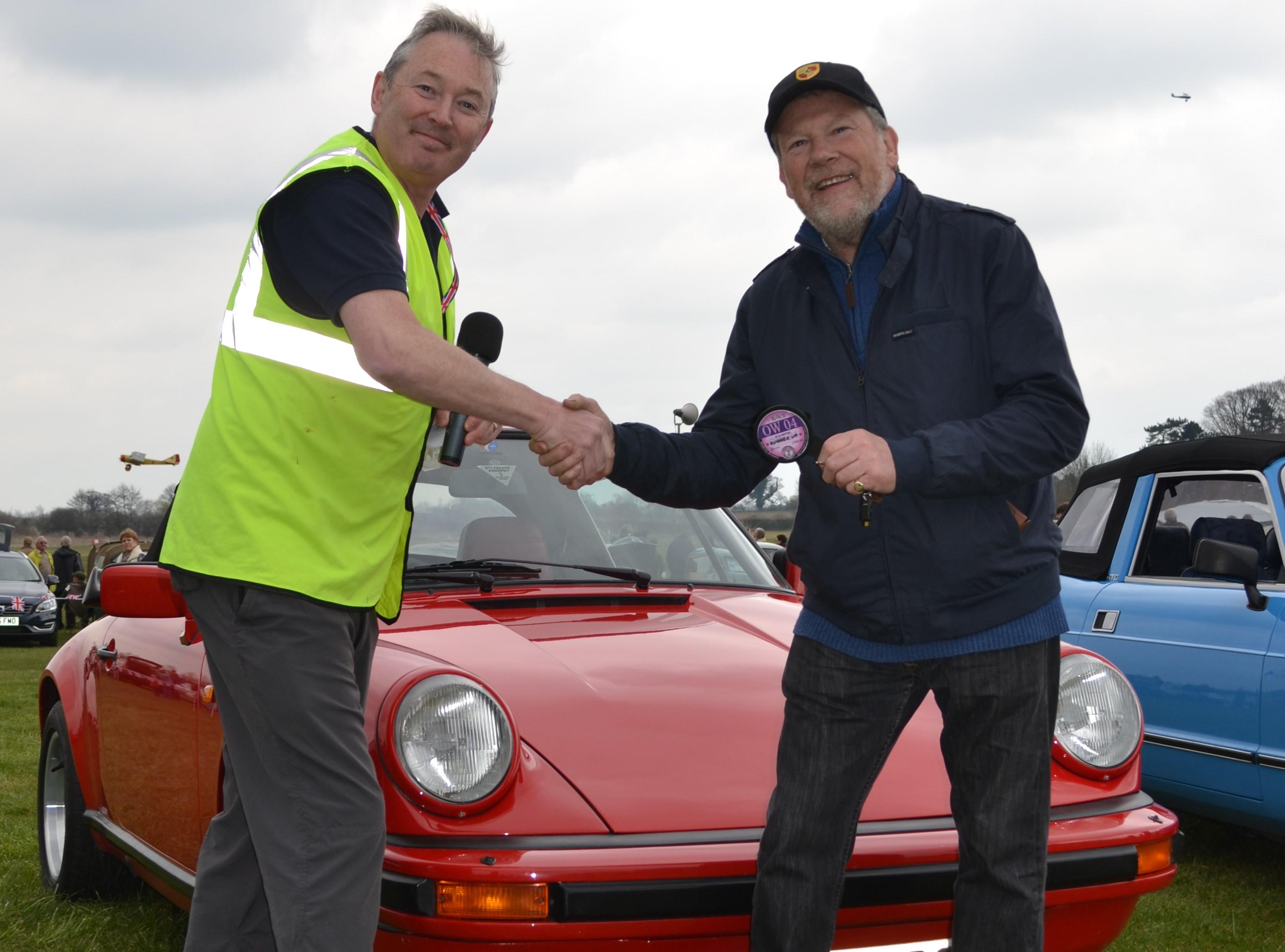 Classic Rally & Autojumble 37