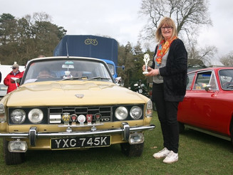 Weston Park 'Motorfest' washed out on Easter Monday