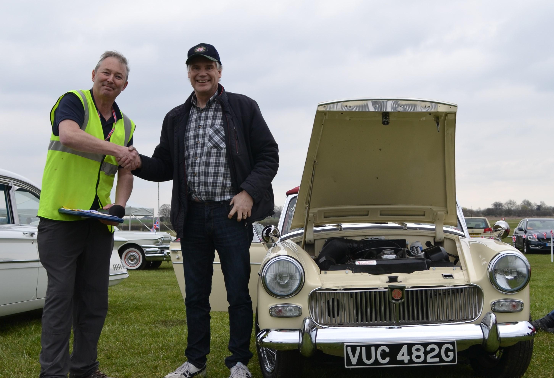 Classic Rally & Autojumble 20