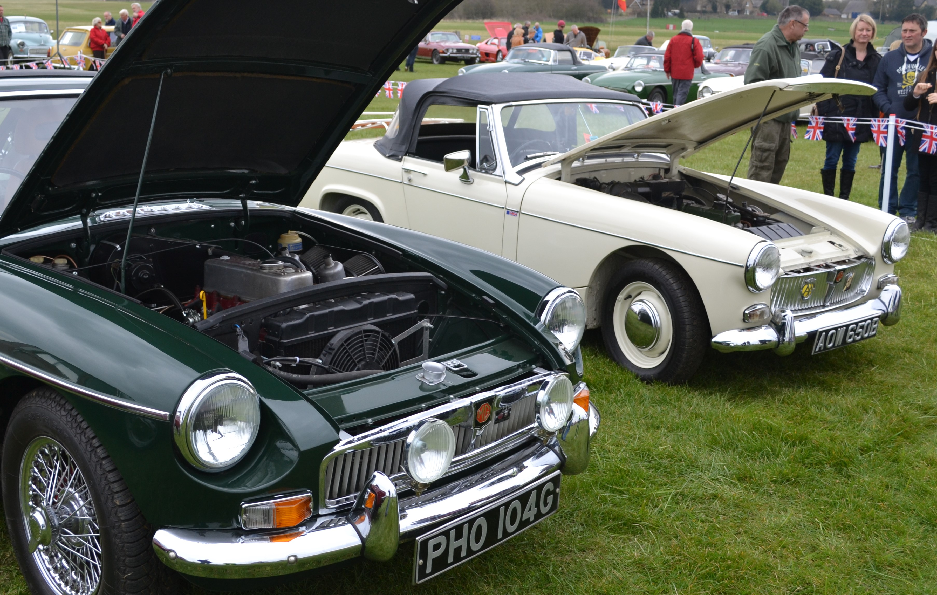 Classic Rally & Autojumble 28