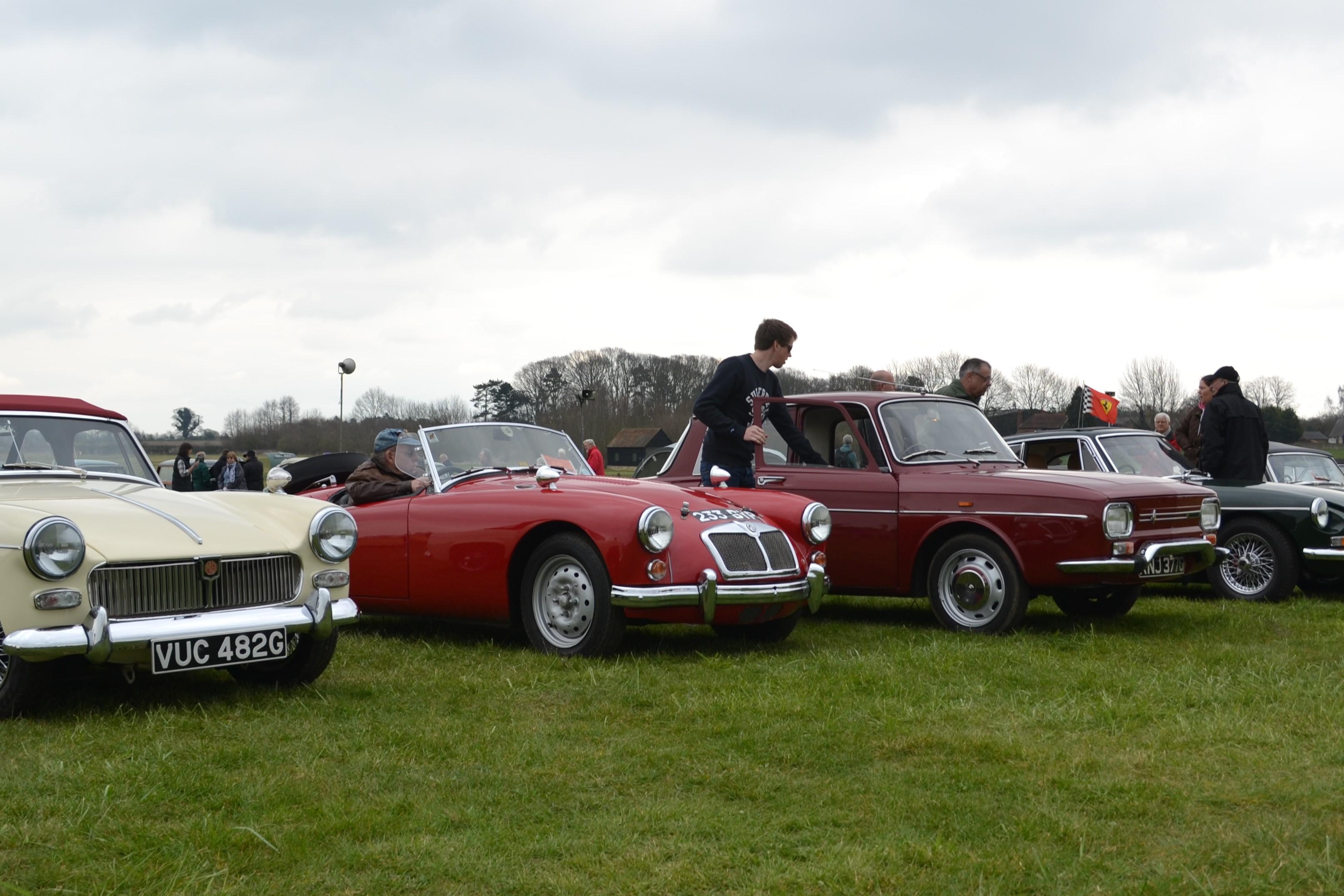 Classic Rally & Autojumble 29