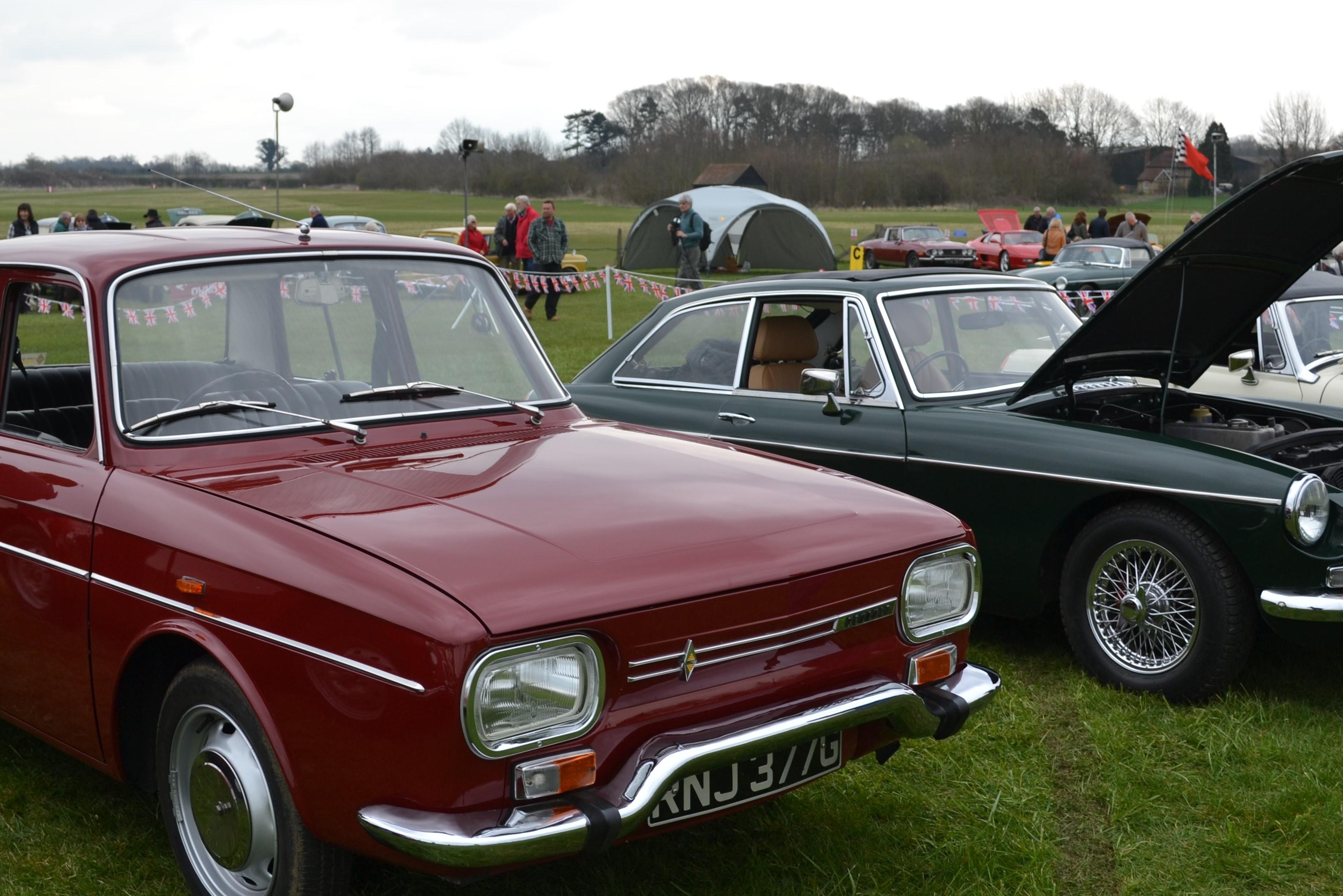 Classic Rally & Autojumble 27