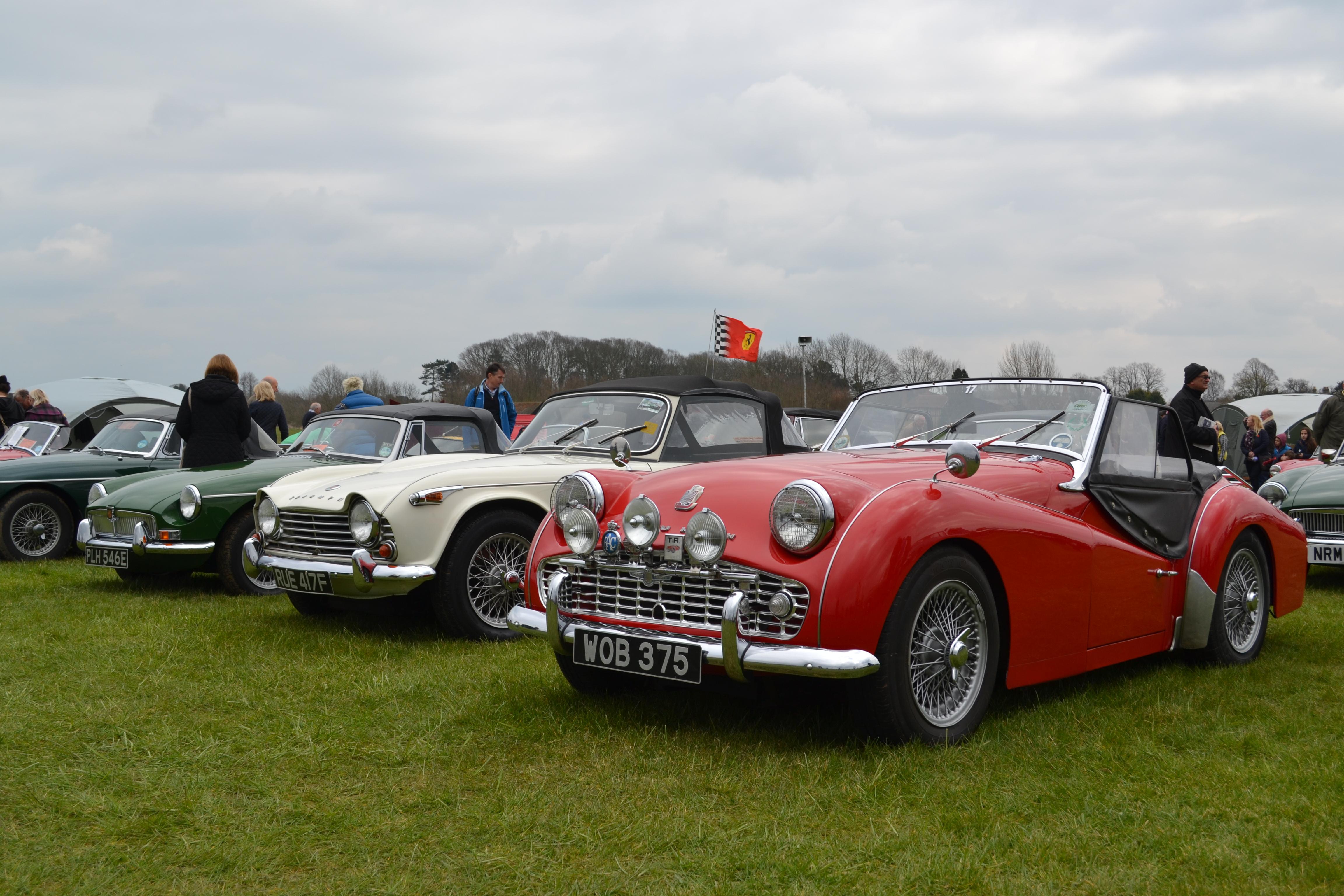 Classic Rally & Autojumble 42