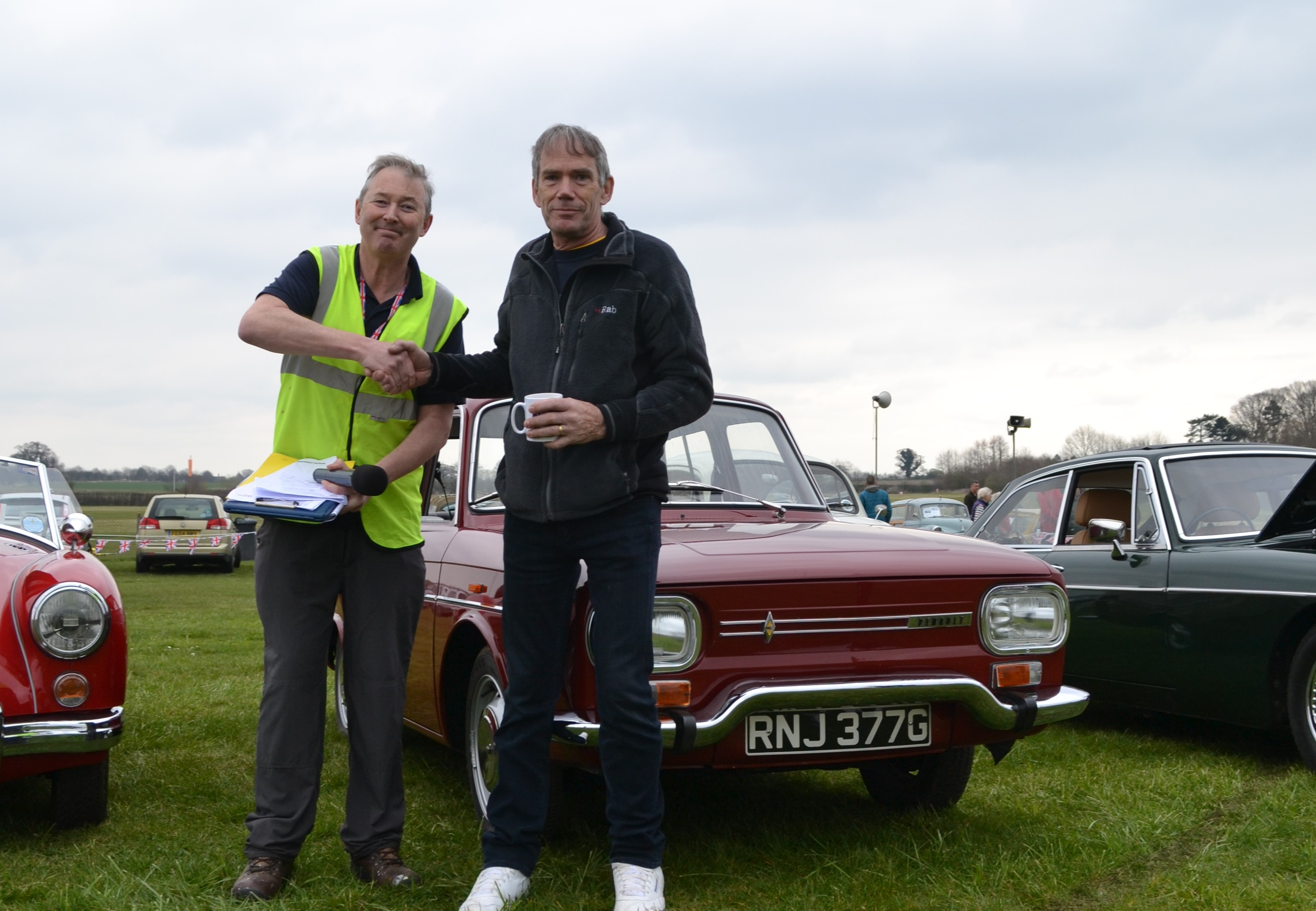 Classic Rally & Autojumble 21