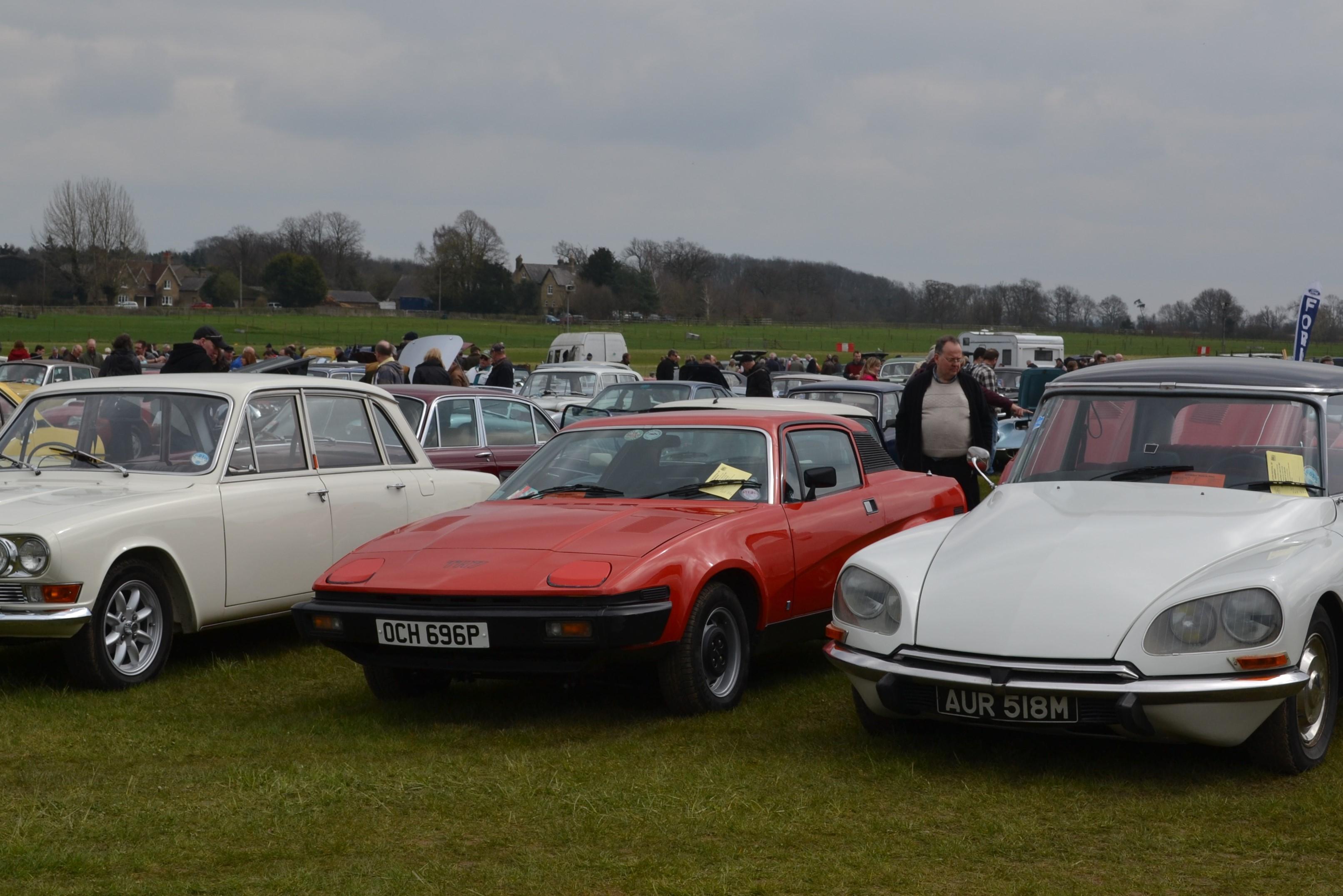 Classic Rally & Autojumble 56