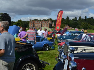 Hampshire Classic Motor Show returns to Breamore House for 7th Celebration