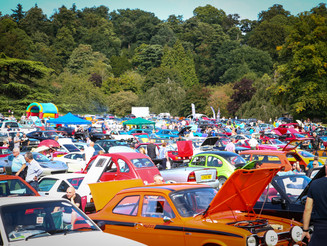 Great classics return to Himley Hall's Classic & Retro Show