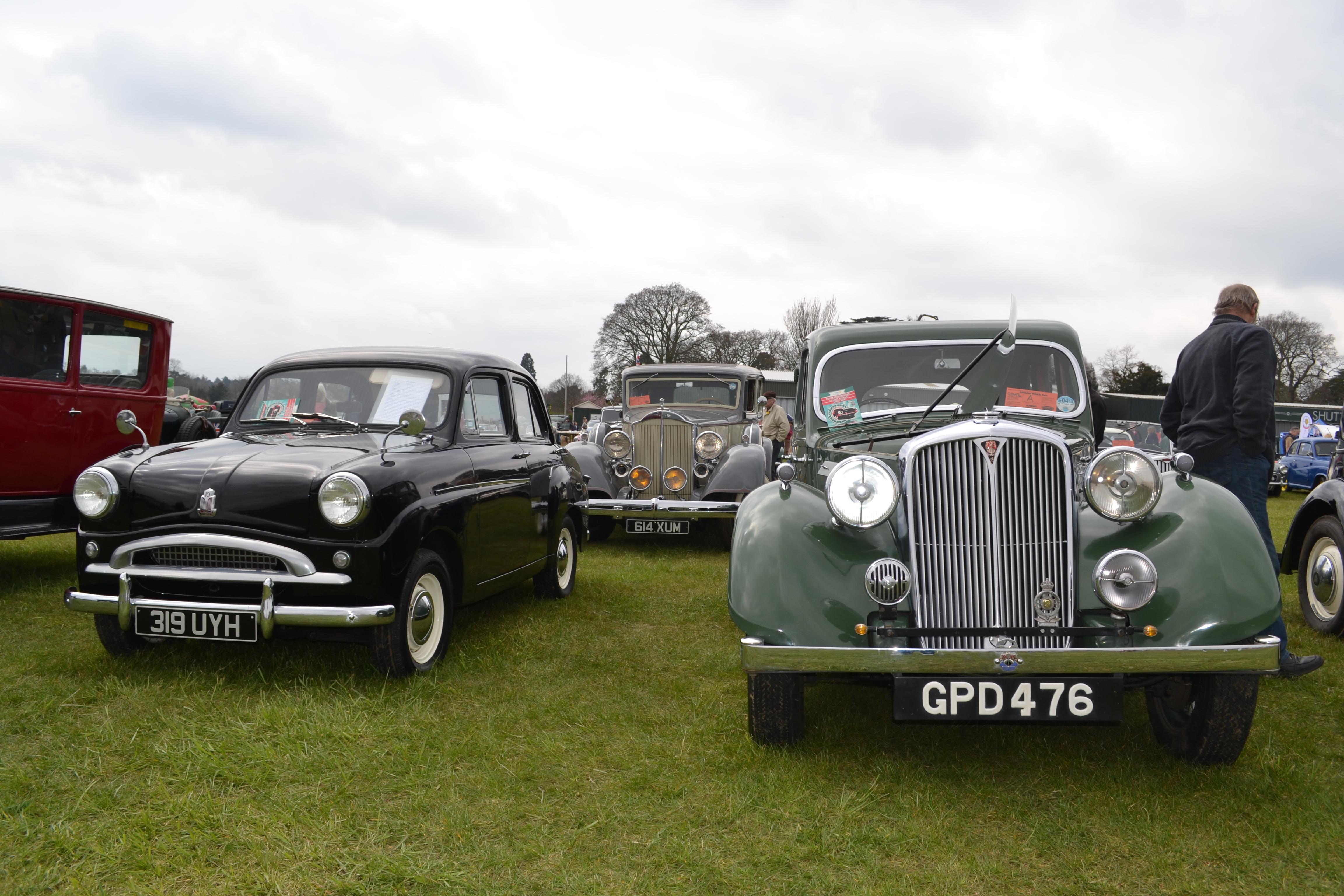 Classic Rally & Autojumble 52