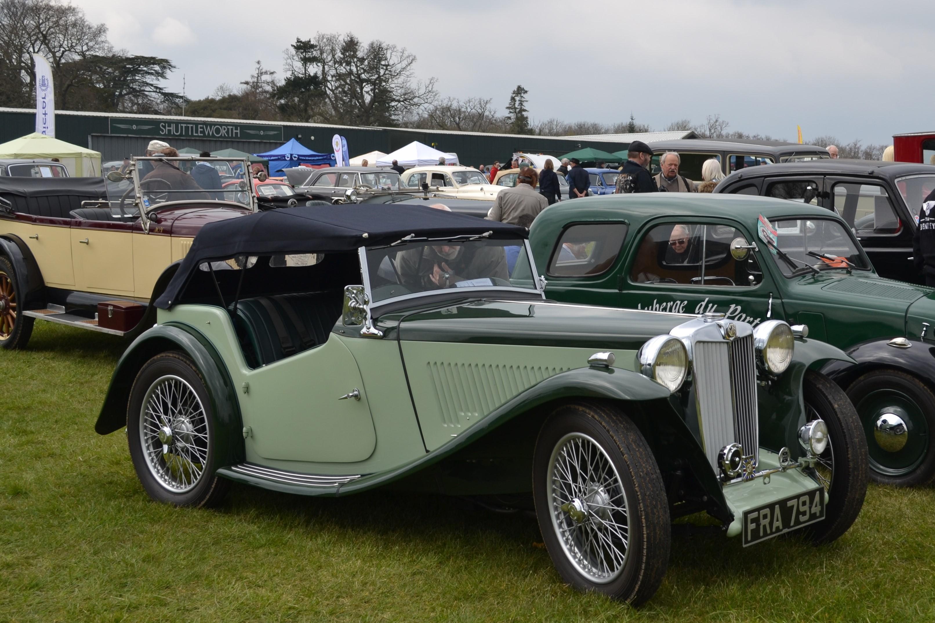 Classic Rally & Autojumble 55