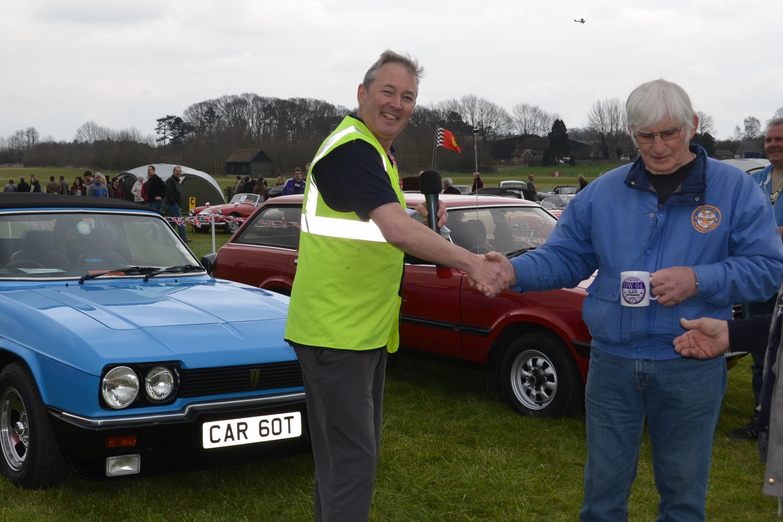Classic Rally & Autojumble 36