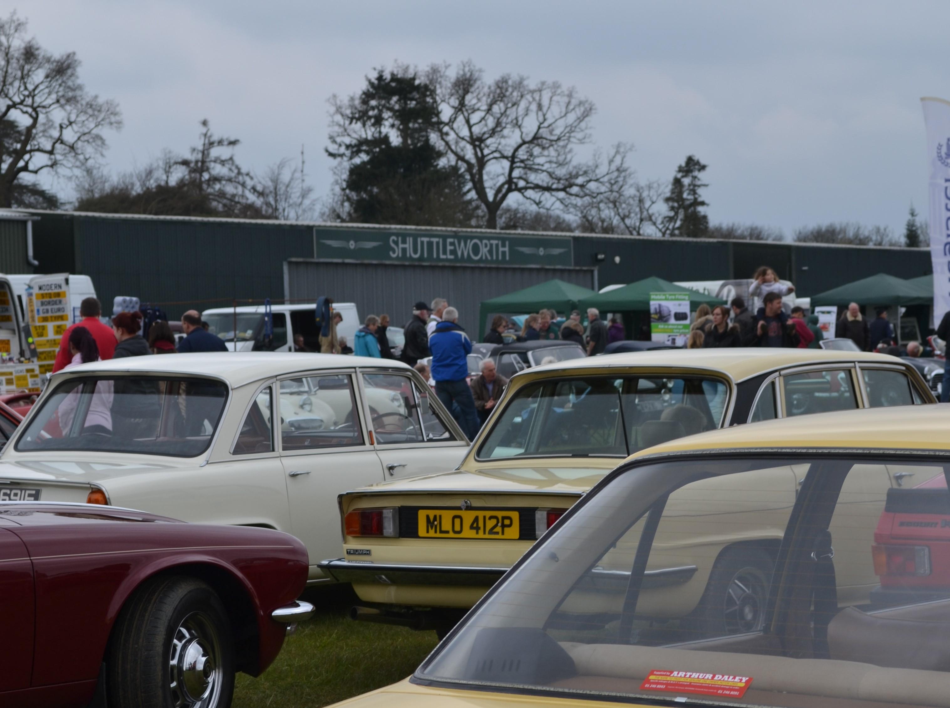 Classic Rally & Autojumble 48