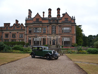 Step back in time at Beaumanor Hall's Nostalgia Show