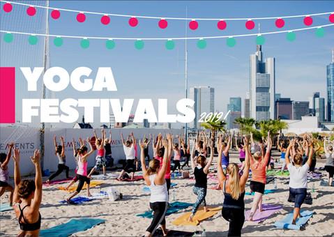 ☆ Dein Festival Guide 2019 ☆ Die besten Yoga-Festivals Europas