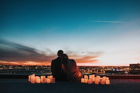 Über die Liebe, über Dualseelen und der Magie der Rauhnächte