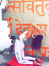 nadine gerhardt yoga coaching yogareisen