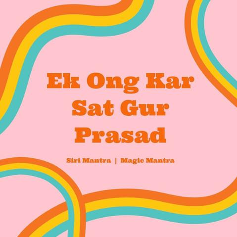 Miracle Mantras ੴ  Ek Ong Kar Sat Gurprasad ~ Das Spiegel Mantra! Kehre Negatives ins Positive um