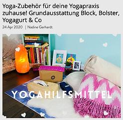 yogamattentest_yogazubehoer_grundausstat
