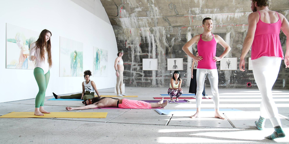 Yoga Montez