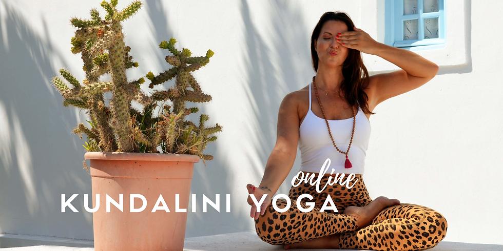 6 weeks Kundalini Yoga am Abend | Montags