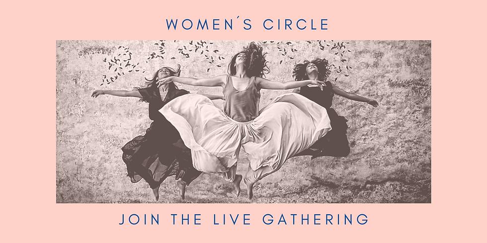 WOMEN´S CIRCLE Online Gathering (1)