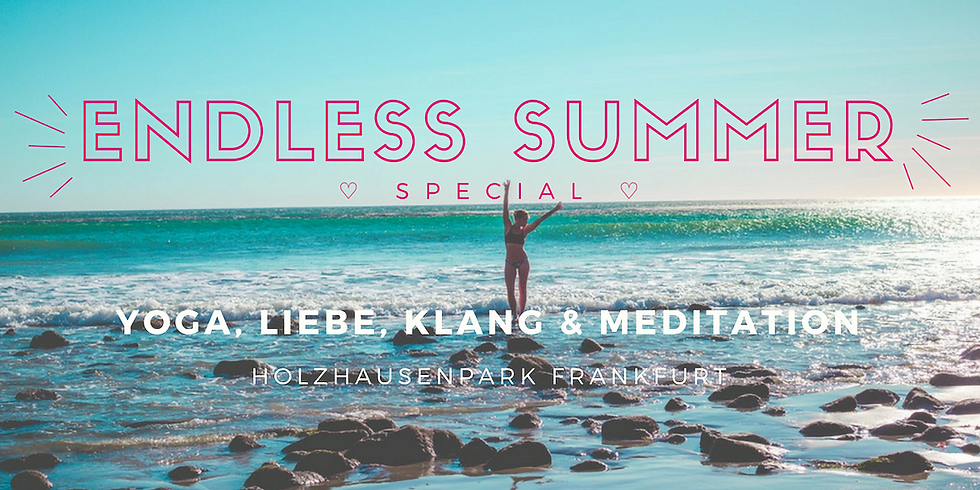 ENDLESS SUMMER YOGA SPECIAL
