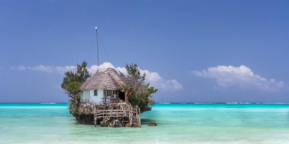 Raise your frequency Yoga & Healing Retreat Zanzibar