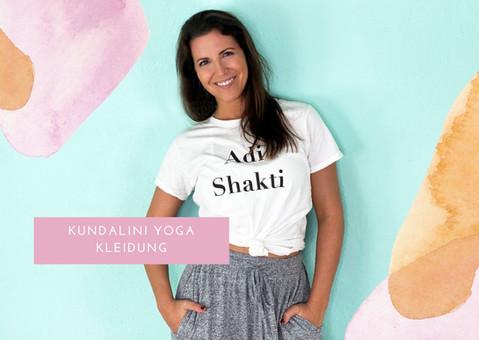 Everyday Kundalini Chic! Wie du die richtige Kundalini Yoga Kleidung findest