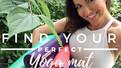 Du suchst die perfekte Yogamatte? Der grosse  Yogamatten Test