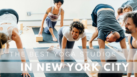 Die besten Yoga Studios in New York City