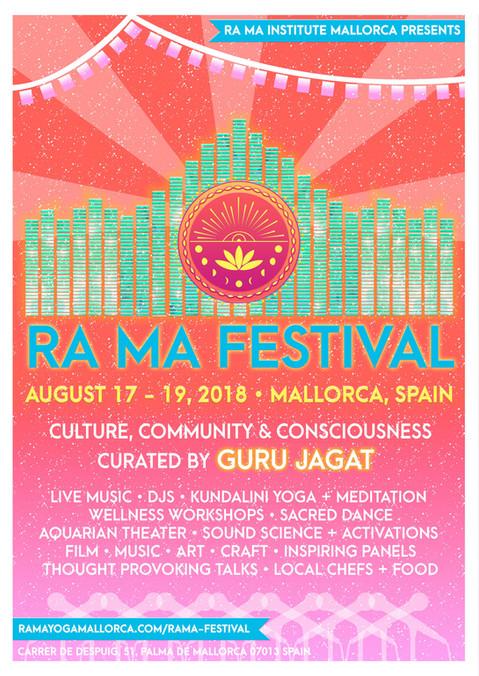 Kundalini Yoga Summer Festivals