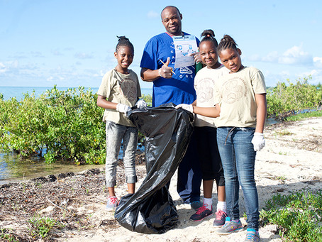 Organize Your Coastal Cleanup for  September 18, 2018 -- International Coastal Cleanup Day!
