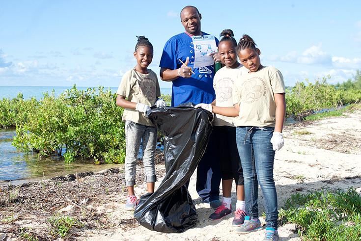 ocean conservancy coastal clean up
