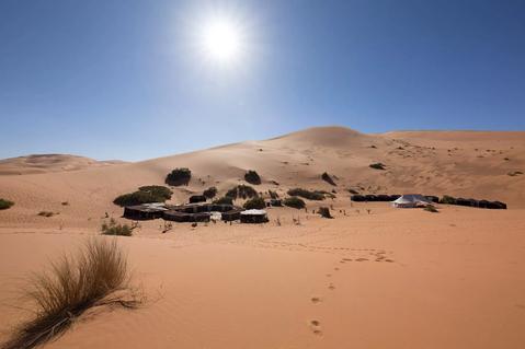 Die Wüste erfüllt die Herzen der Menschen mit Visionen ~ Die Sahara und das Wispertal