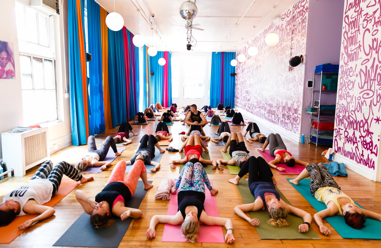 Dein Yoga City Guide Fur New York