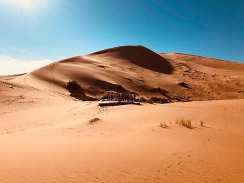 Sahara Desert ❤ Love & Bliss Retreat ~ Die Reise an einen heiligen Ort